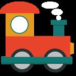 tren cuento autismo