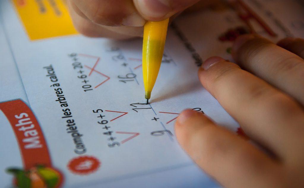 deberes de verano matemáticas